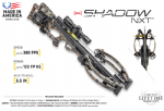Tenpoint Shadow NXT Crossbow Full Package